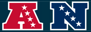 New Logos for the AFC and NFC in 2010