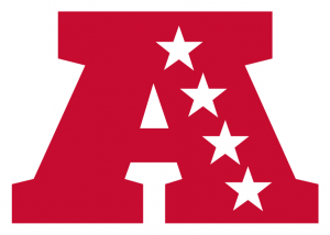 American Football Conference Logo for 2010