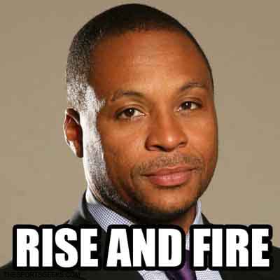 Gus johnson rise and fire