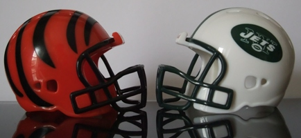 Cincinnati Bengals @ New York Jets