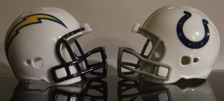 San Diego Chargers @ Indianapolis Colts