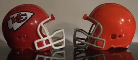 Kansas City Chiefs @ Cleveland Browns