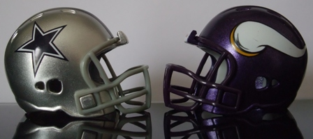 Dallas Cowboys @ Minnesota Vikings