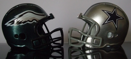 Philadelphia Eagles & Dallas Cowboys