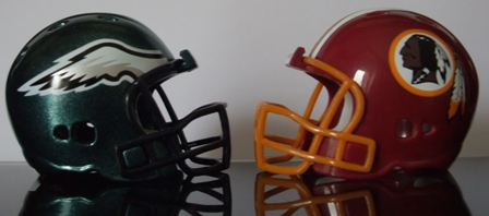 Philadelphia Eagles @ Washington Redskins