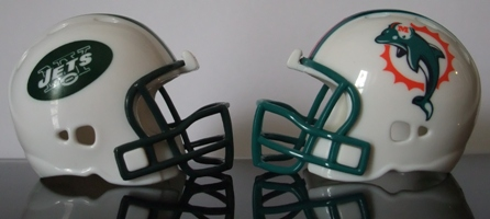 New York Jets & Miami Dolphins