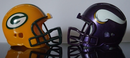 Green Bay Packers @ Minnesota Vikings