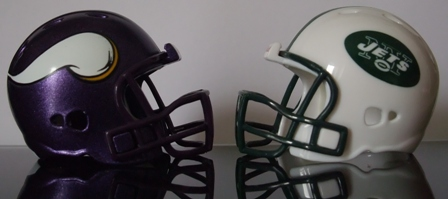 Minnesota Vikings @ New York Jets