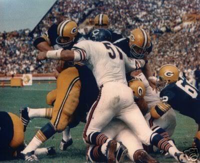 Butkus unleashing hell