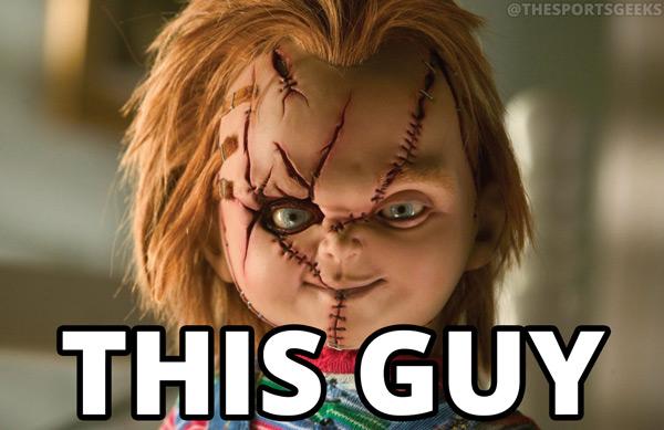 Gruden Chucky THIS GUY